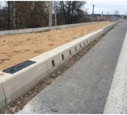 Pėsčiųjų ir dviračių tako valstybinės reikšmės magistralinio kelio A15 Vilnius – Lyda 28,6-29,05 km ruože statyba